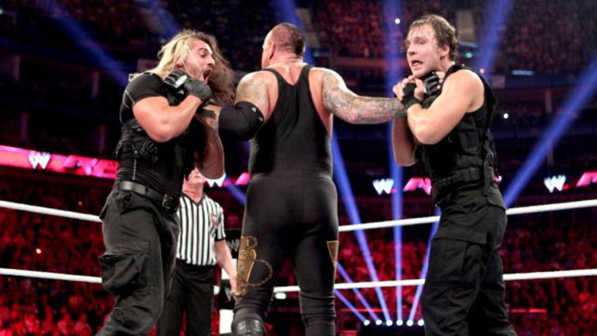Undertaker & The Shield