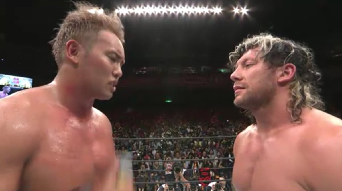 Tomohiro ishii vs kota ibushi dating