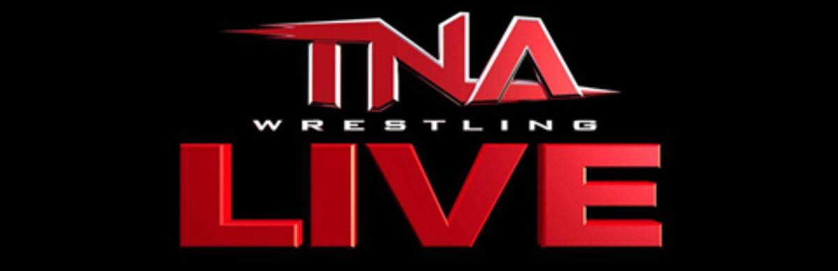 TNA Wrestling Live