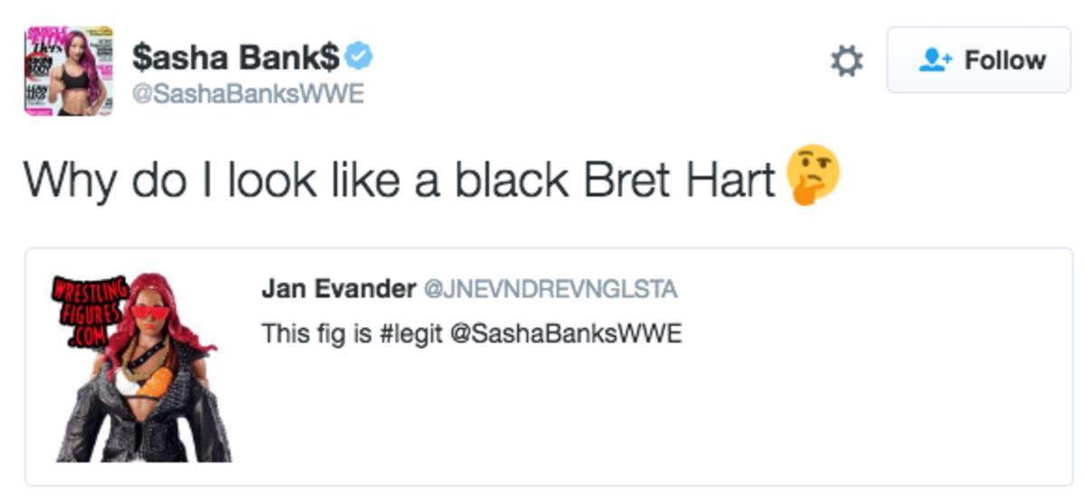 Sasha Banks Debacle