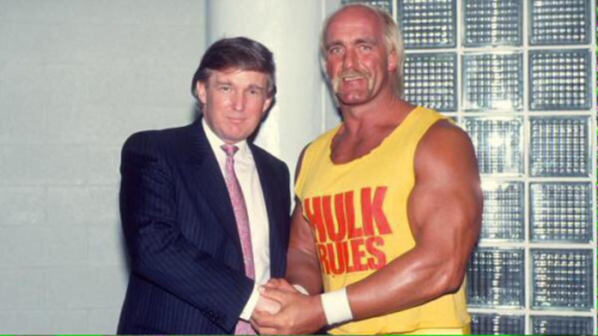 Donald Trump & Hulk Hogan