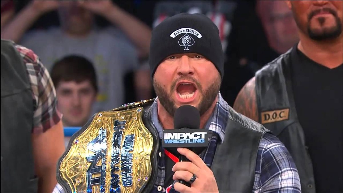 Bully Ray Title