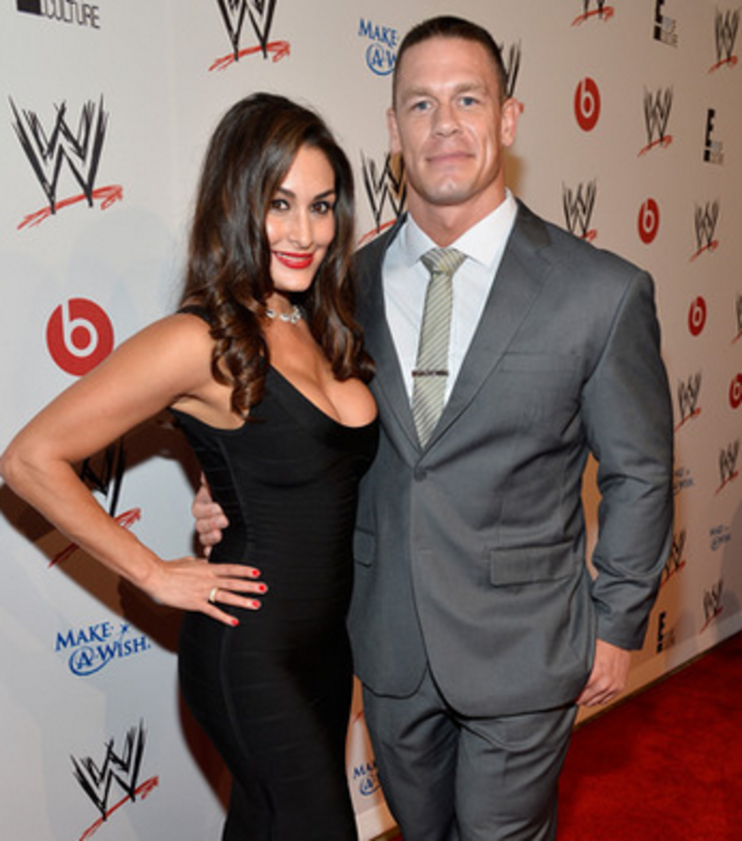 Nikki Bella & John Cena