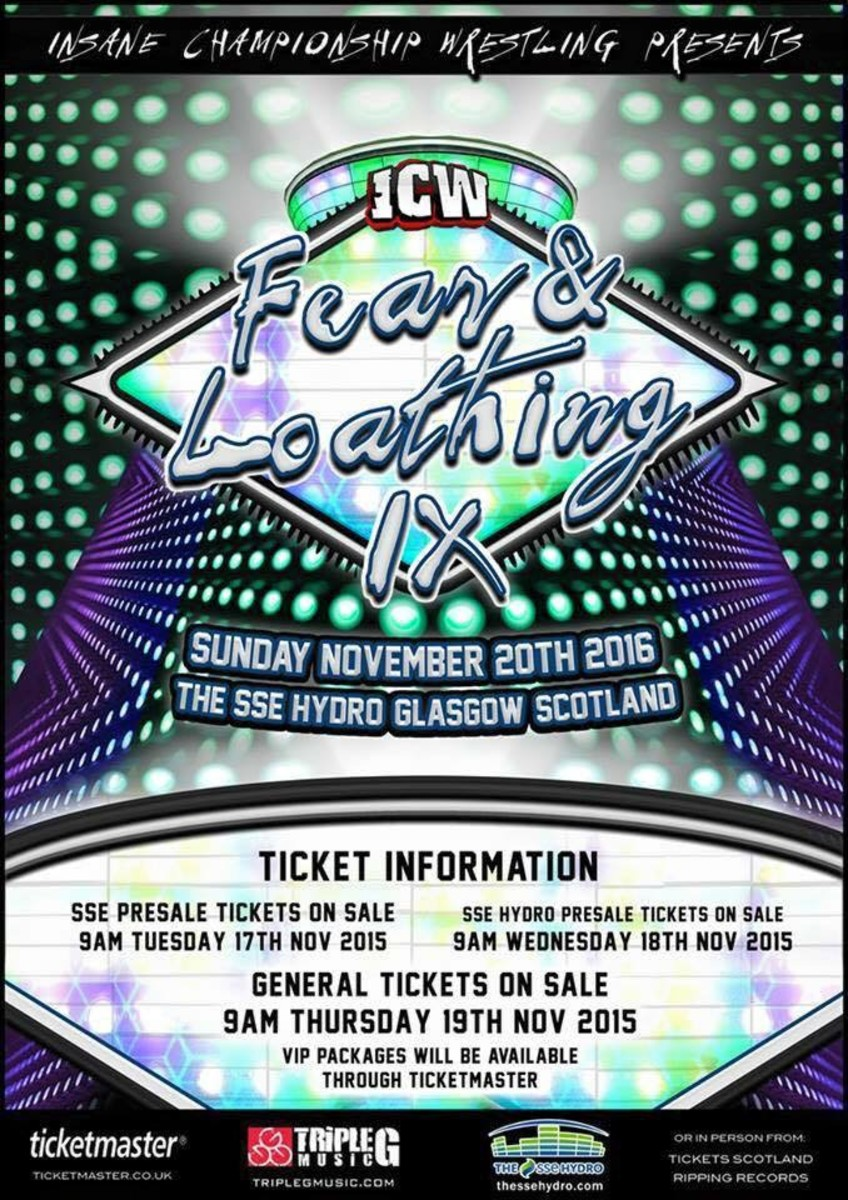 ICW Fear & Loathing 9