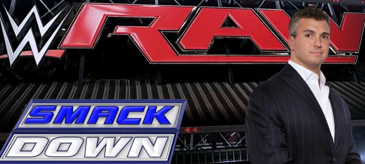 WWE Draft Mock Up