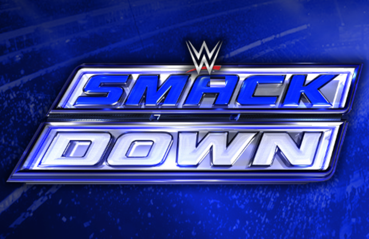 New WWE Smackdown Logo 2014