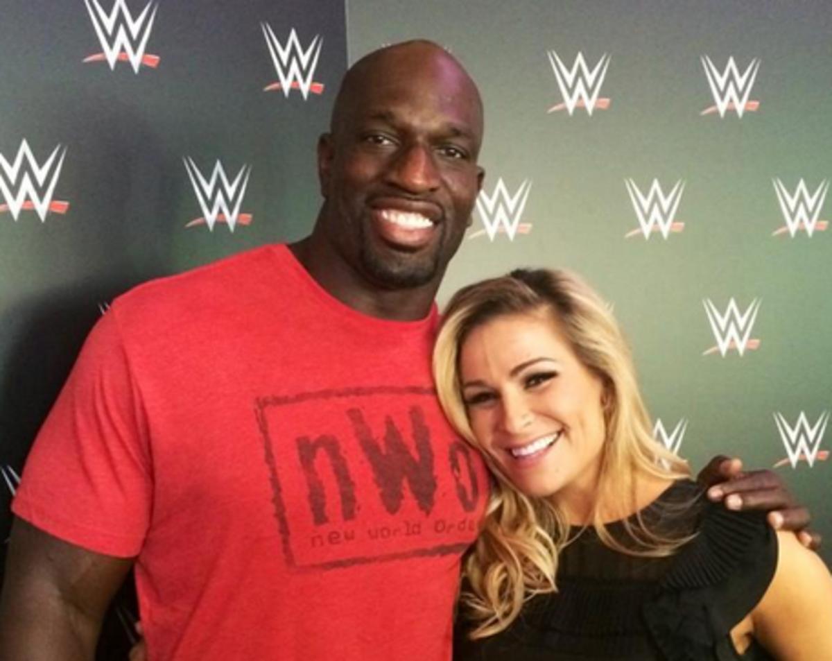 Titus O'Neil & Natalya