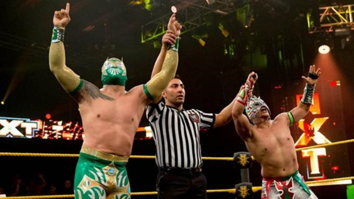 Sin Cara and Kalisto