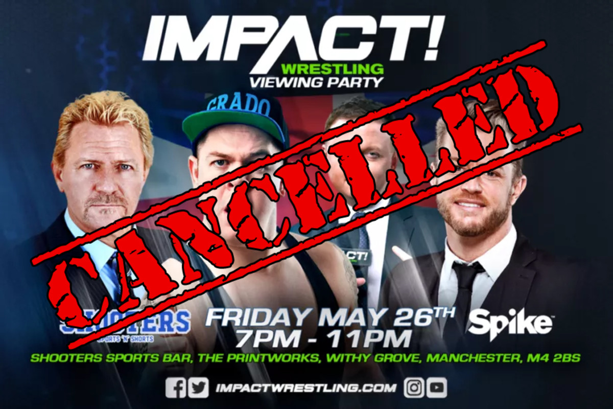 Impact cancelled