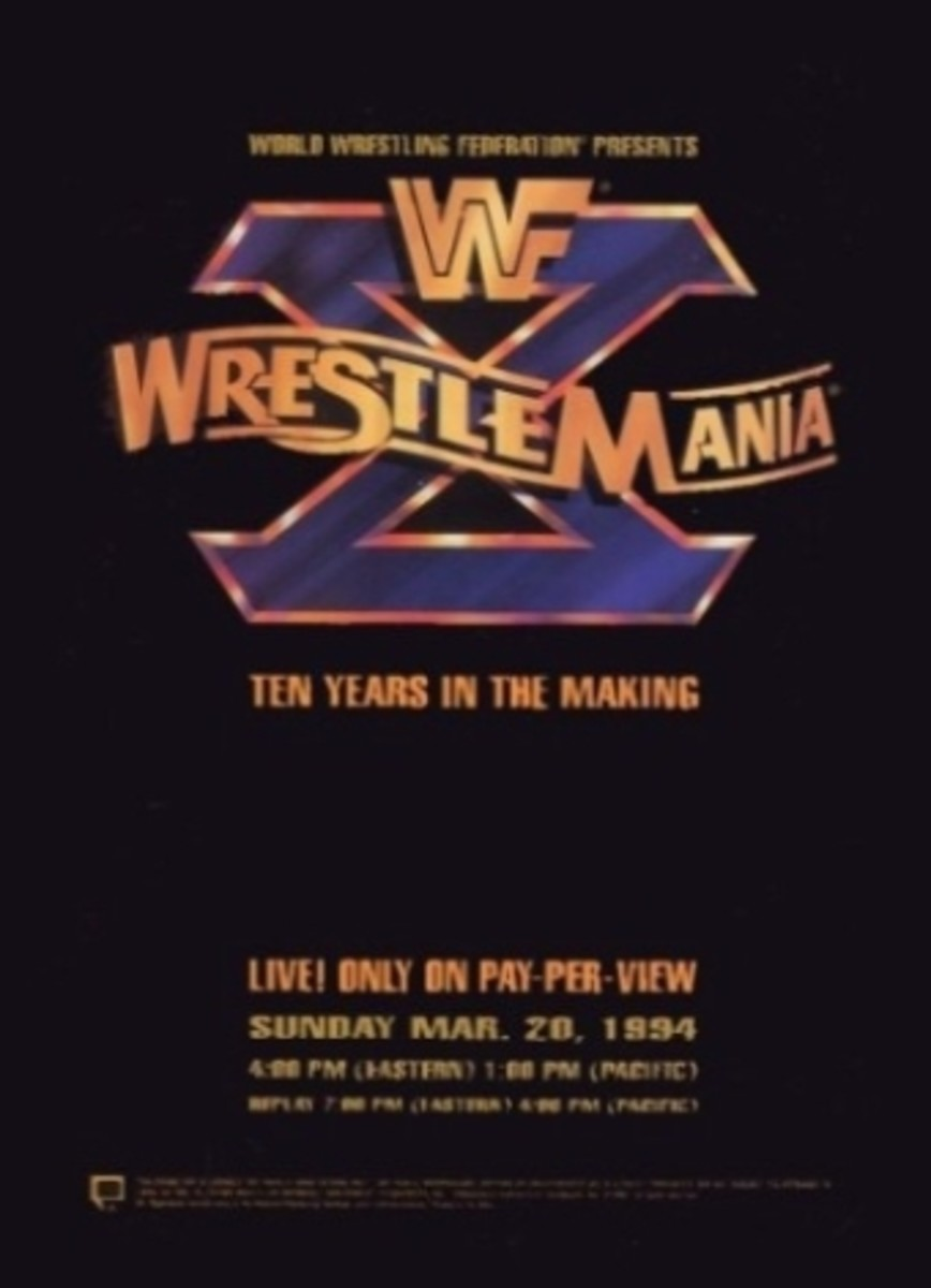 WrestleManiaX