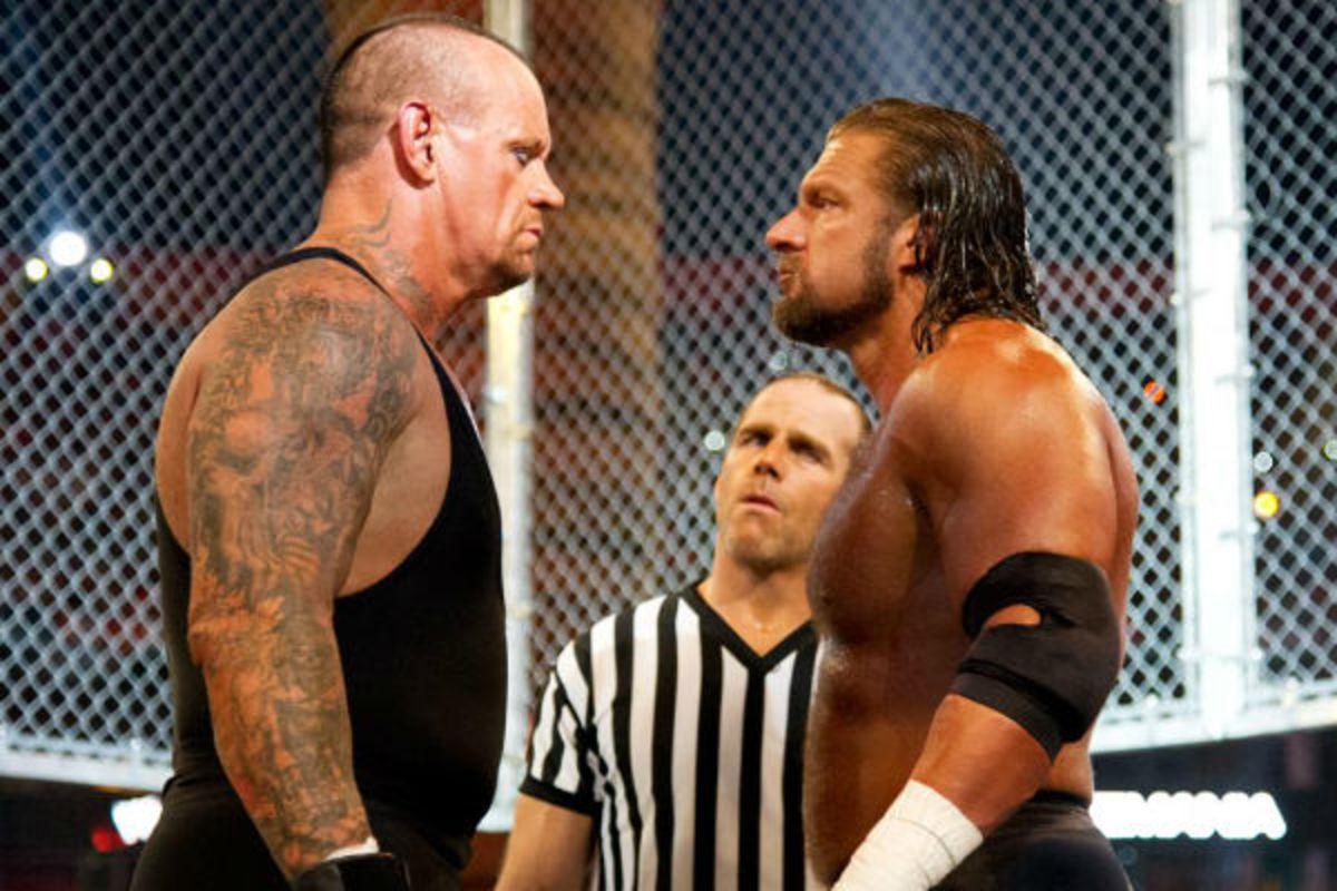 Undertaker & Triple H