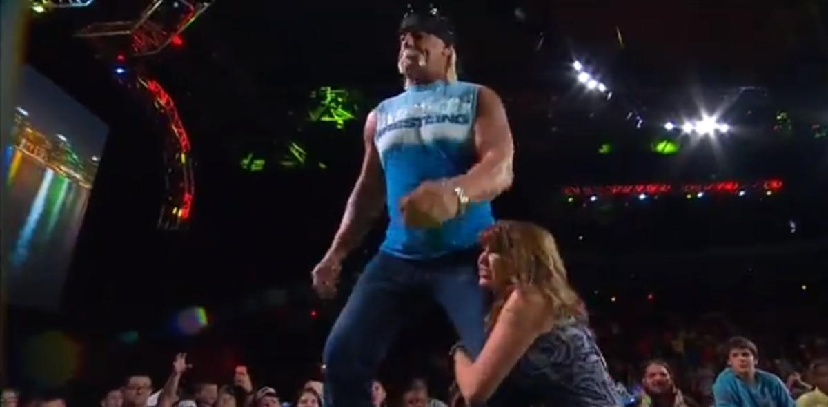 Hulk Hogan & Dixie Carter
