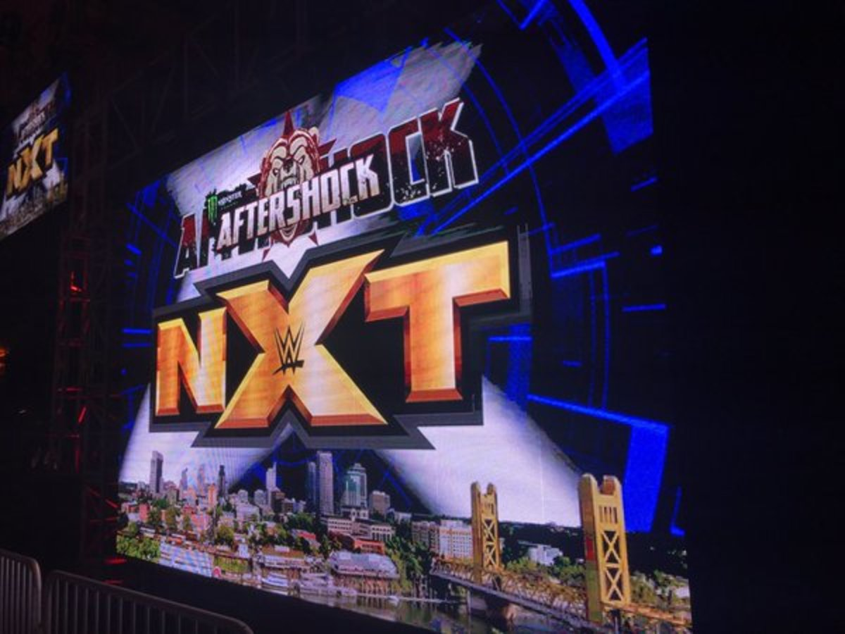 NXT Aftermath