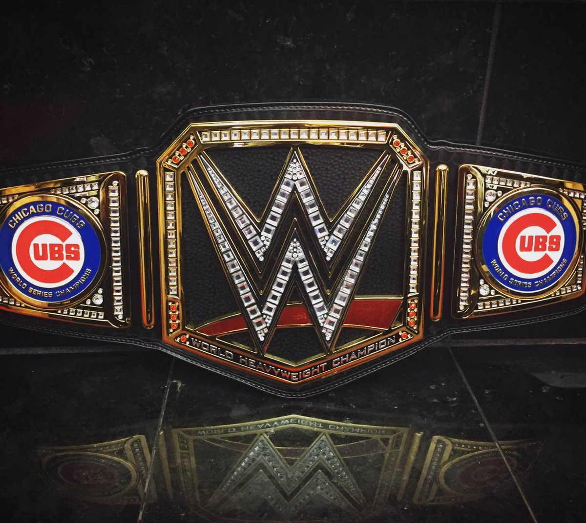 WWE Chicago Cubs