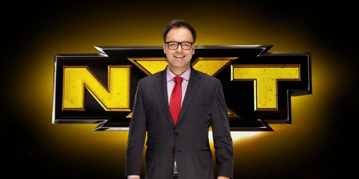 Mauro Ranallo NXT