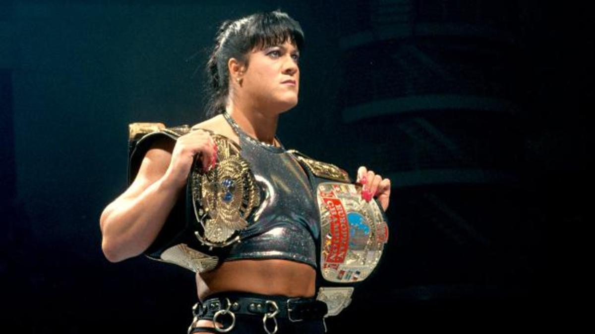 Chyna-WWE