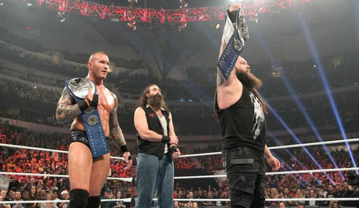 Randy Orton And The Wyatts