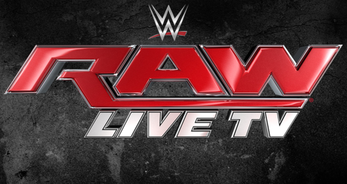 New Raw TV Logo