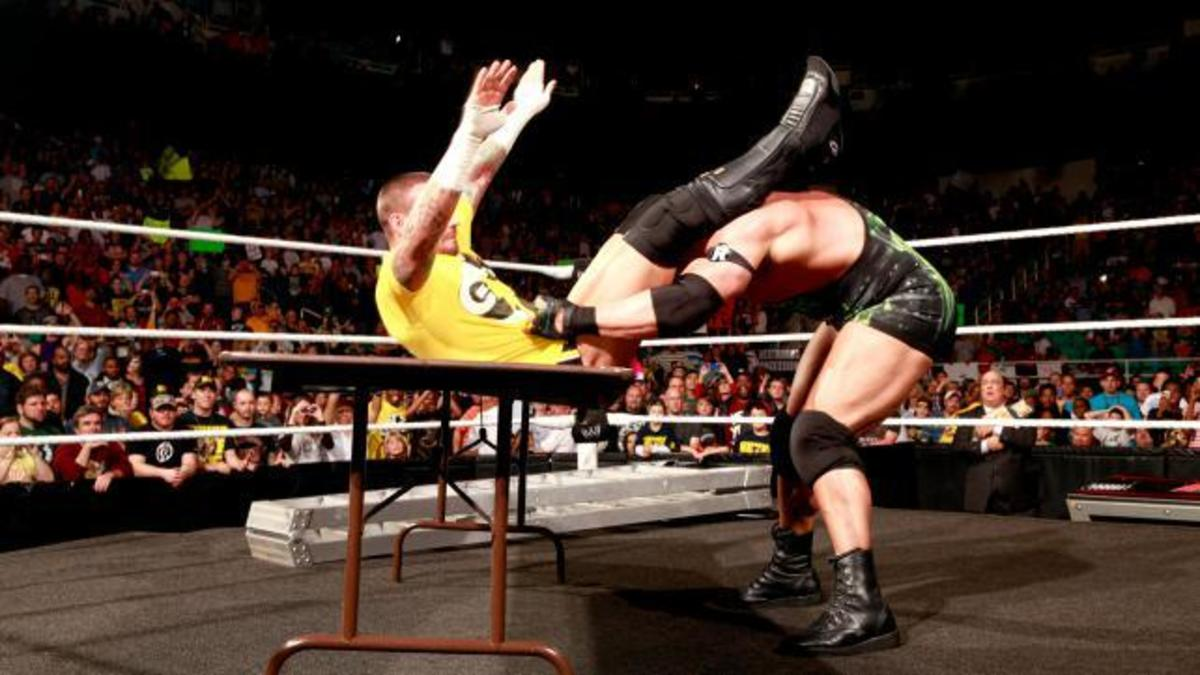 CM Punk/Ryback