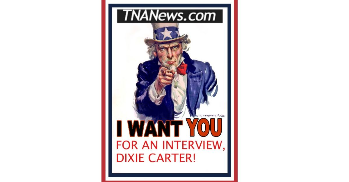 I Want you Dixie