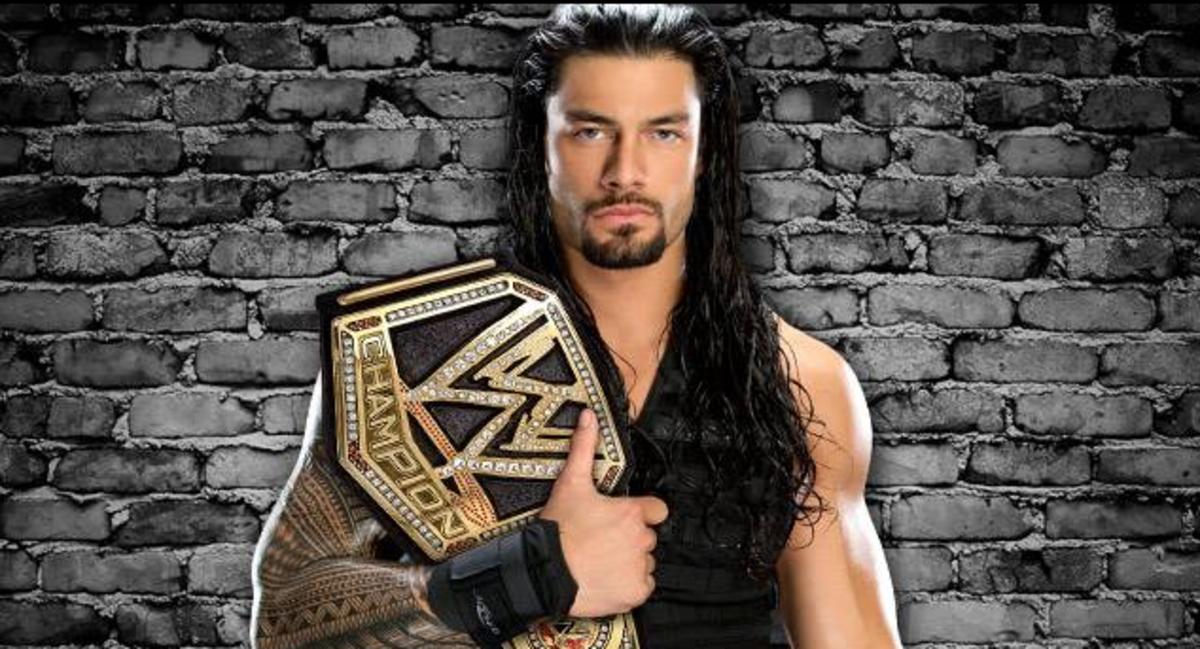Photo credit - WWE