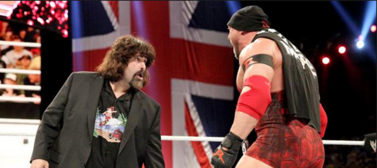 Mick Foley & Ryback