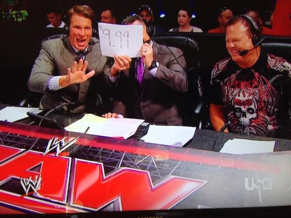 WWE Network Desperate