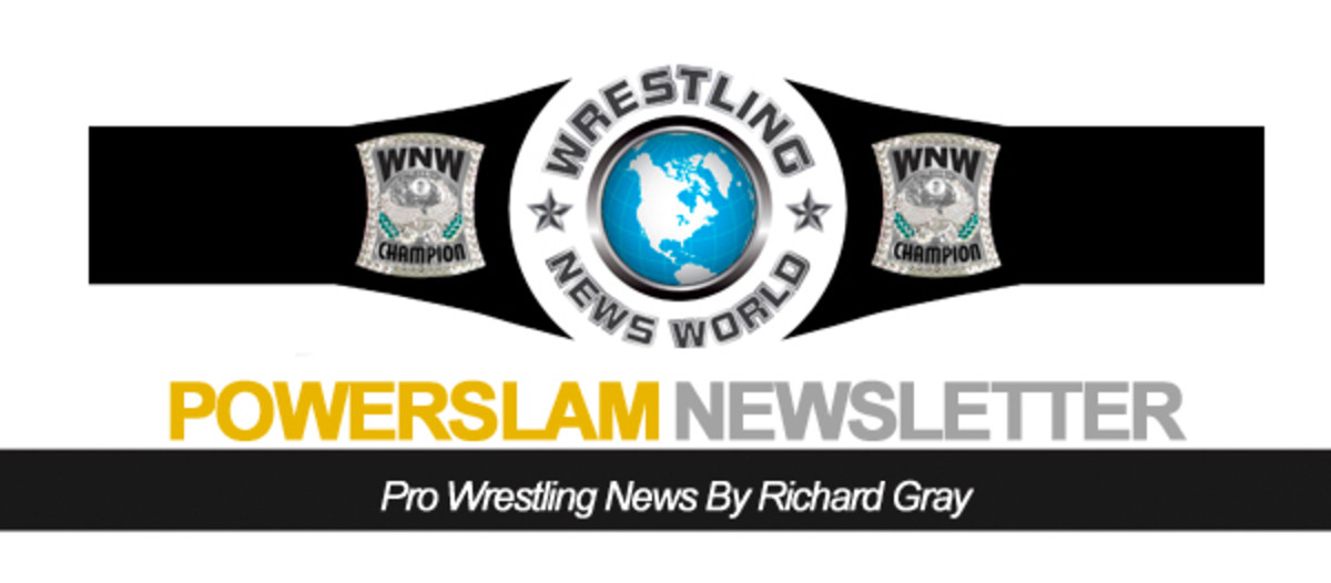 Powerslam Newsletter