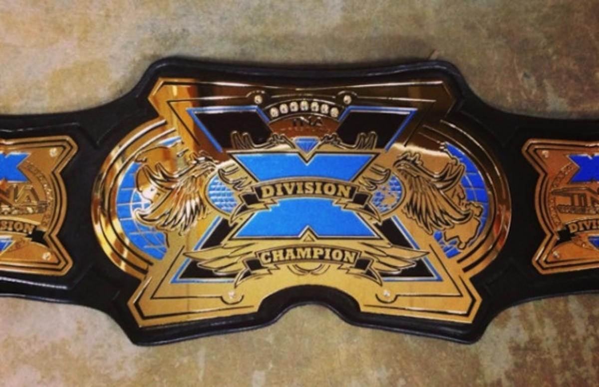 TNA X Division Championship