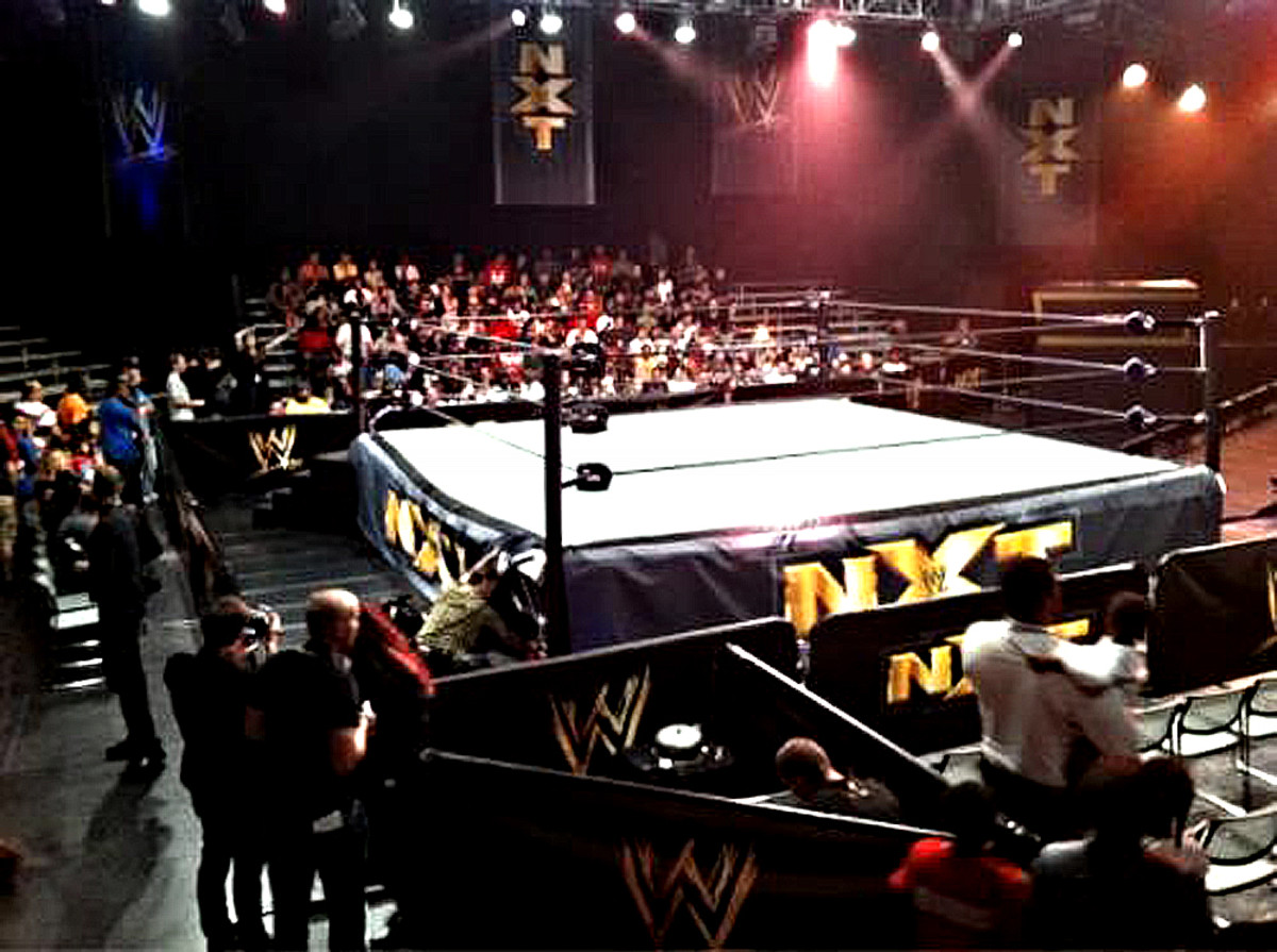 NXT Ring