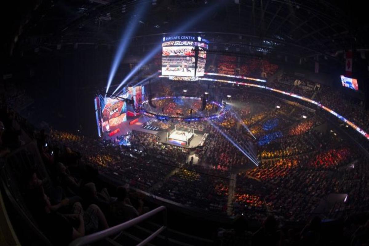 WWE Arena
