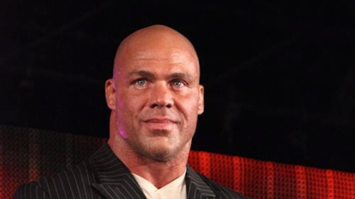 Kurt Angle Return