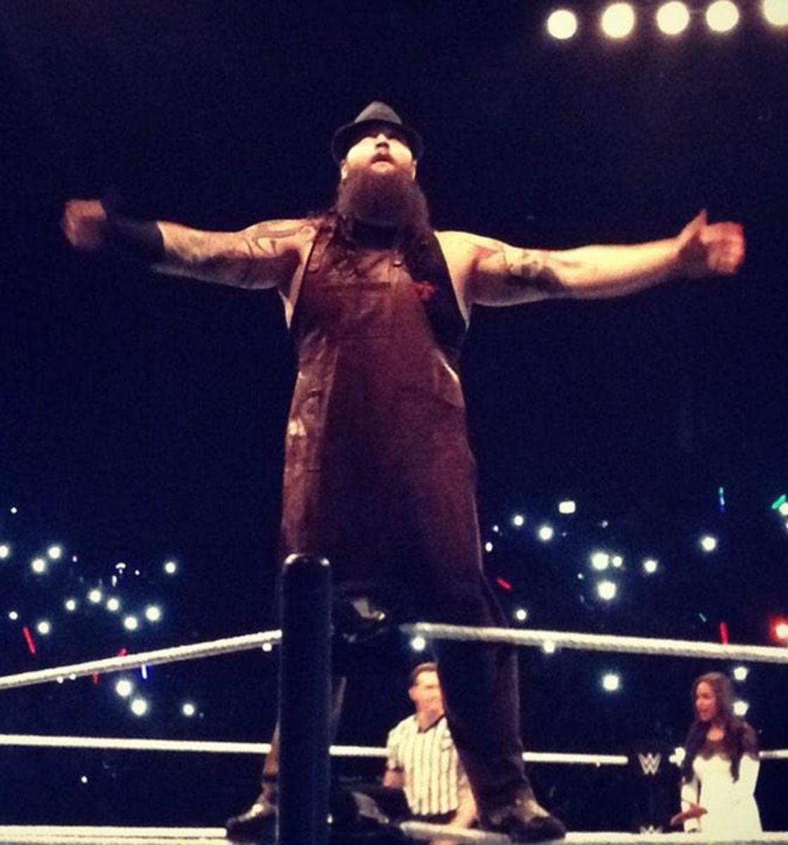 Bray Wyatt Live
