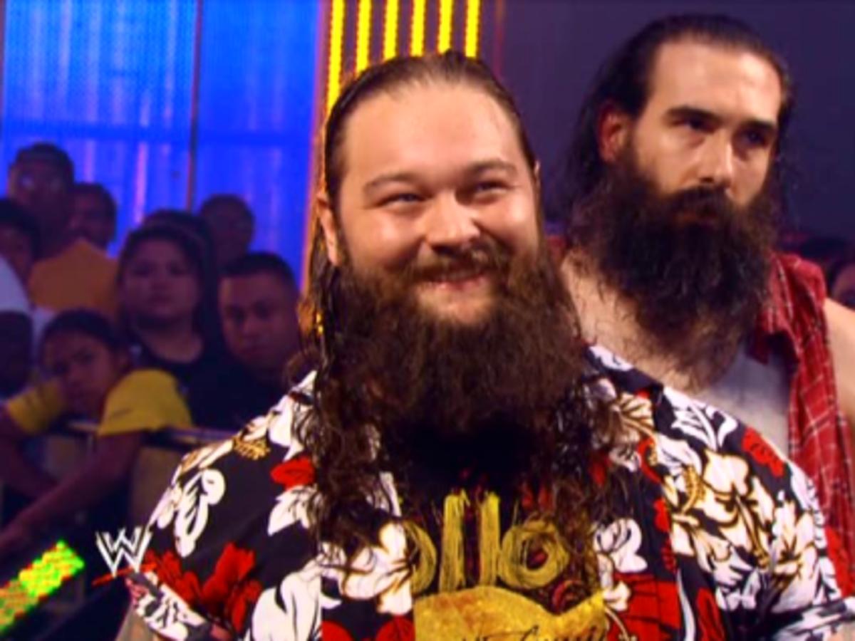 Bray Wyatt & Luke Harper