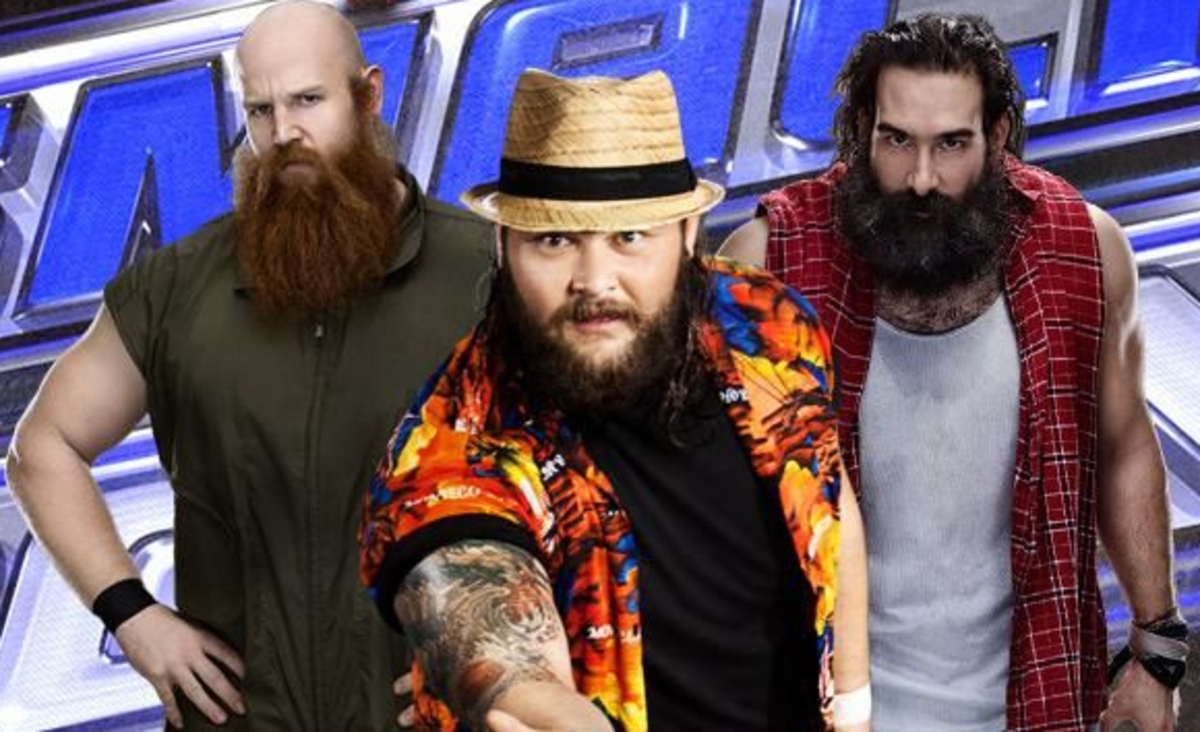 WWE Smackdown Results (7/26/13) - Think or Swim? - WWE Wrestling