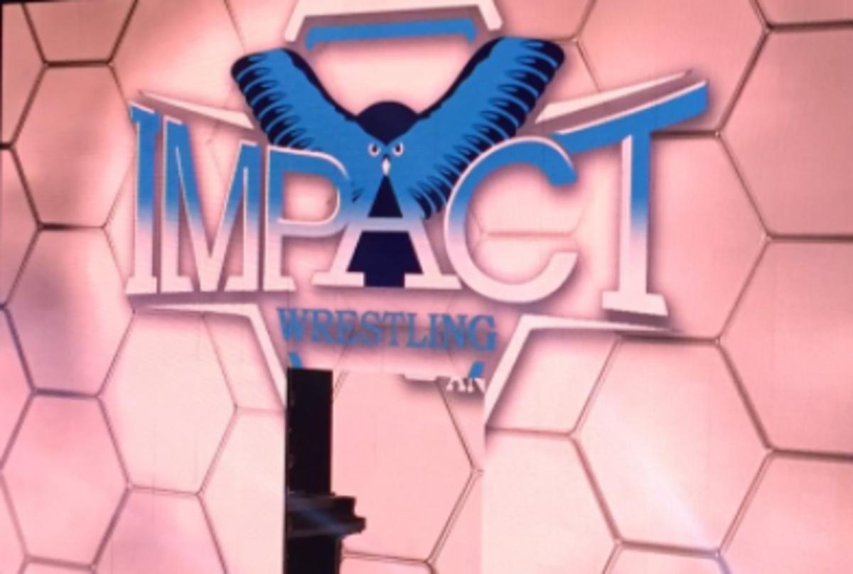 Impact Wrestling Logo 2017