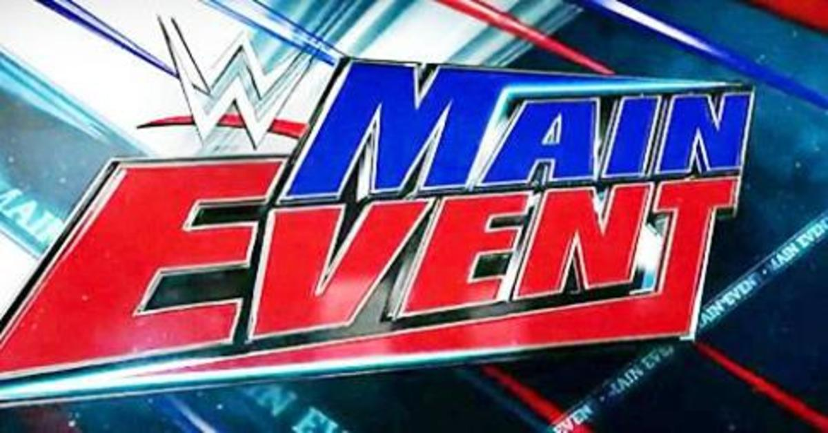 New WWE Main Event Logo