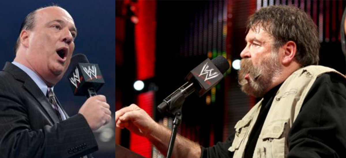 Paul Heyman & Zeb Colter
