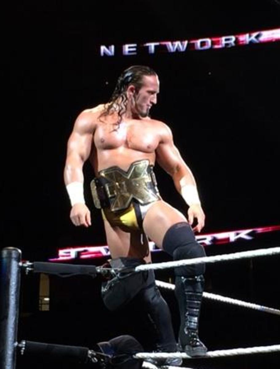 Adrian Neville WWE Live