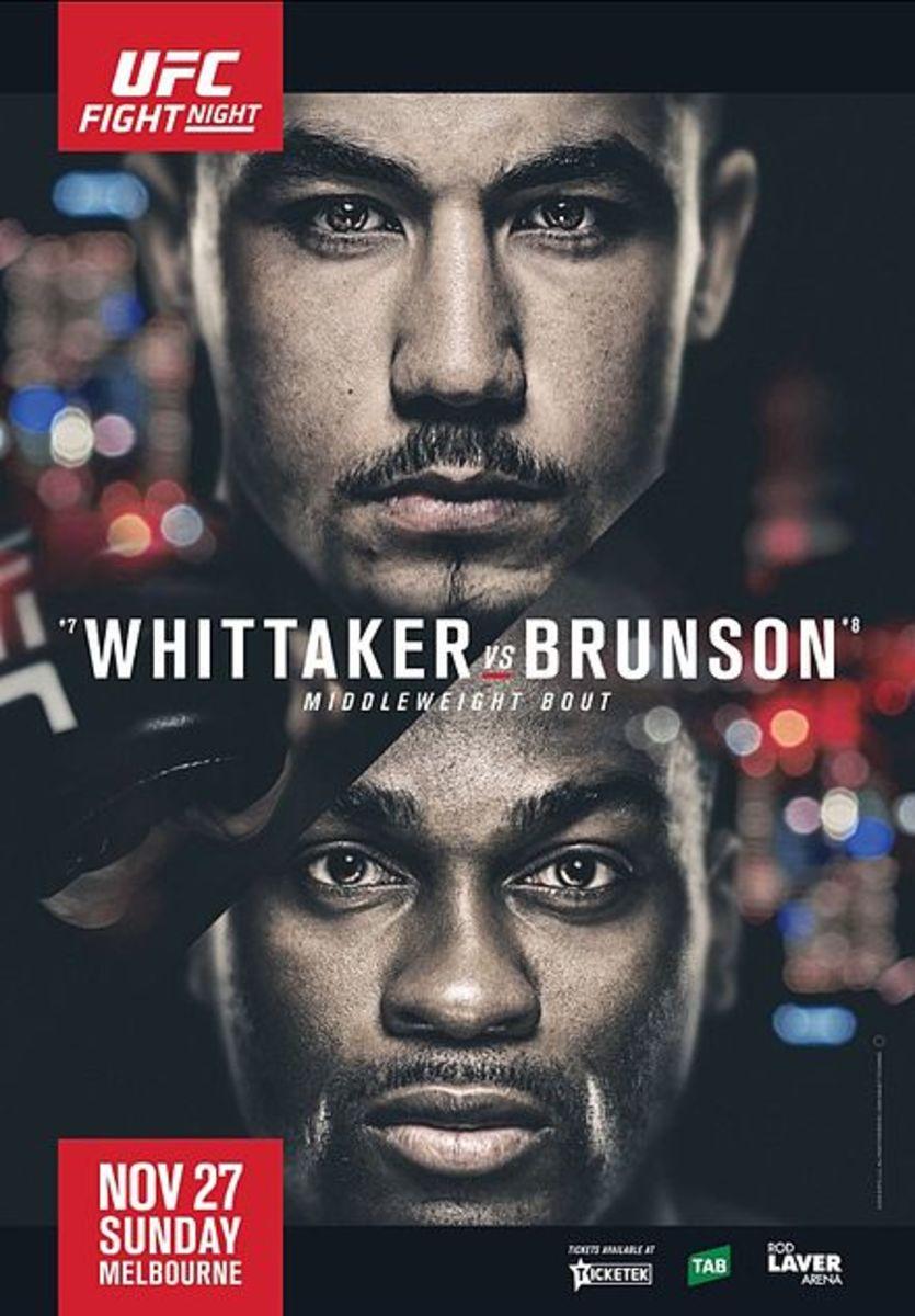 UFC Fight Night 101