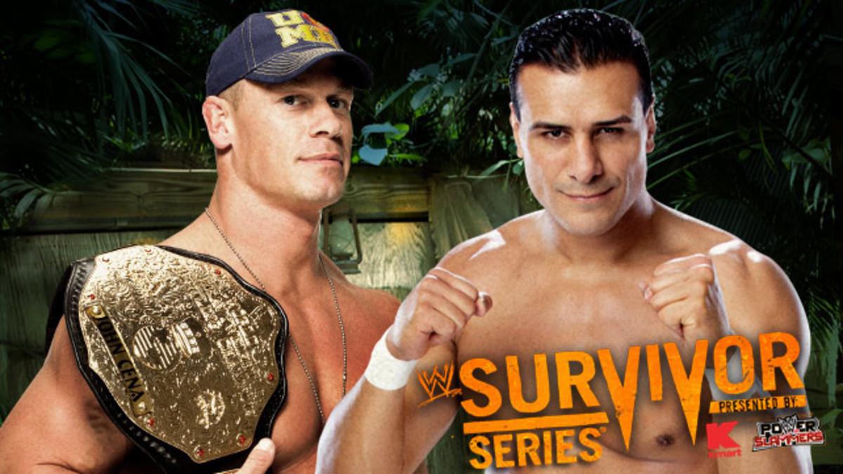 John Cena vs. Alberto Del Rio