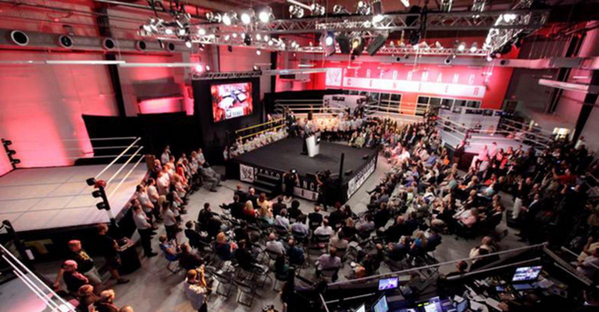 Inside WWE PC