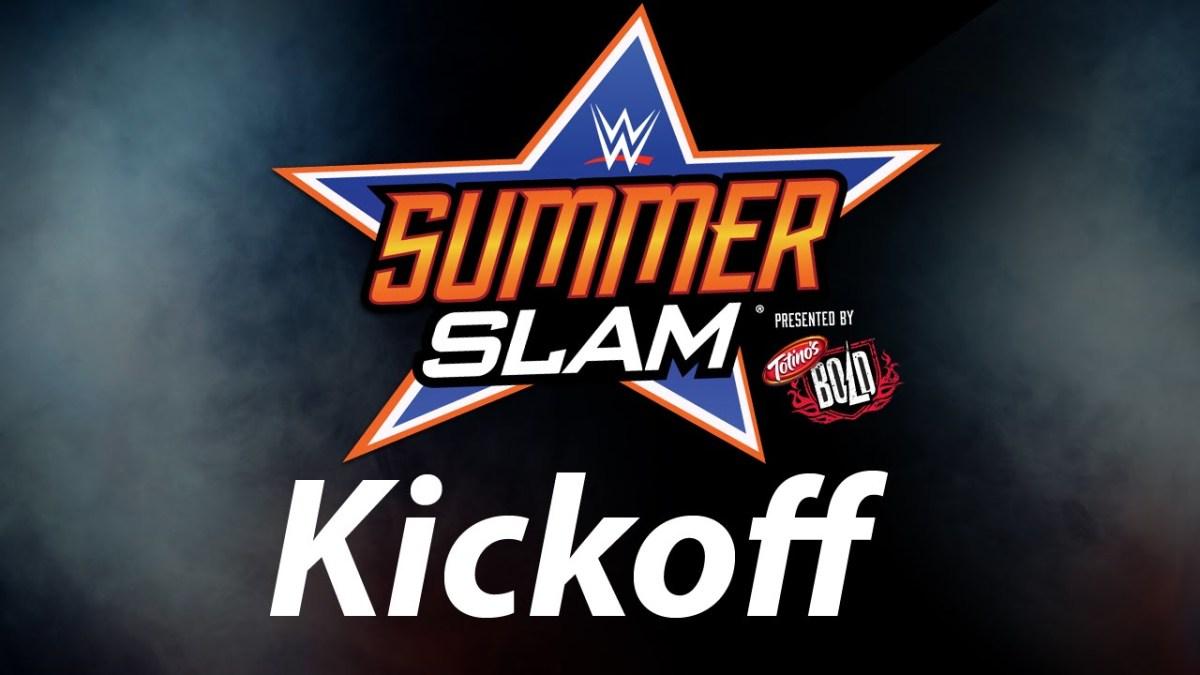 SummerSlam Kickoff