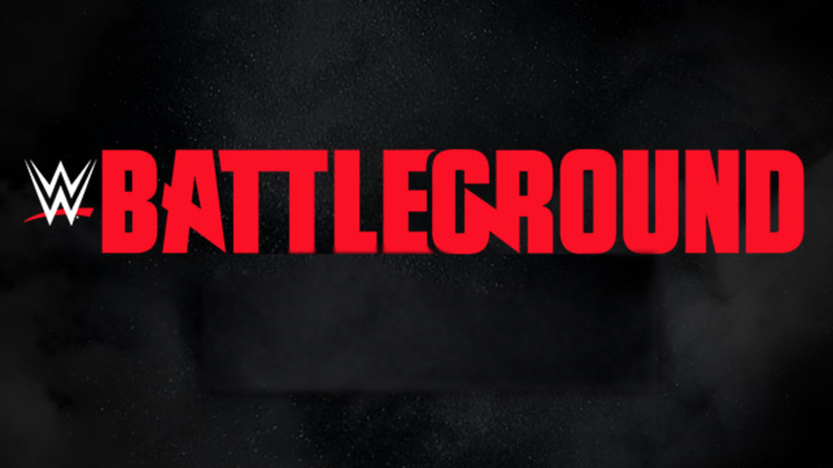 WWE Battleground Logo