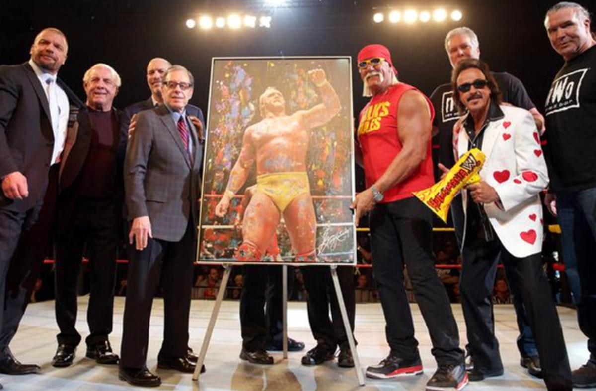 Wwe Remains Steadfast In Decision To Part Ways W Hulk Hogan