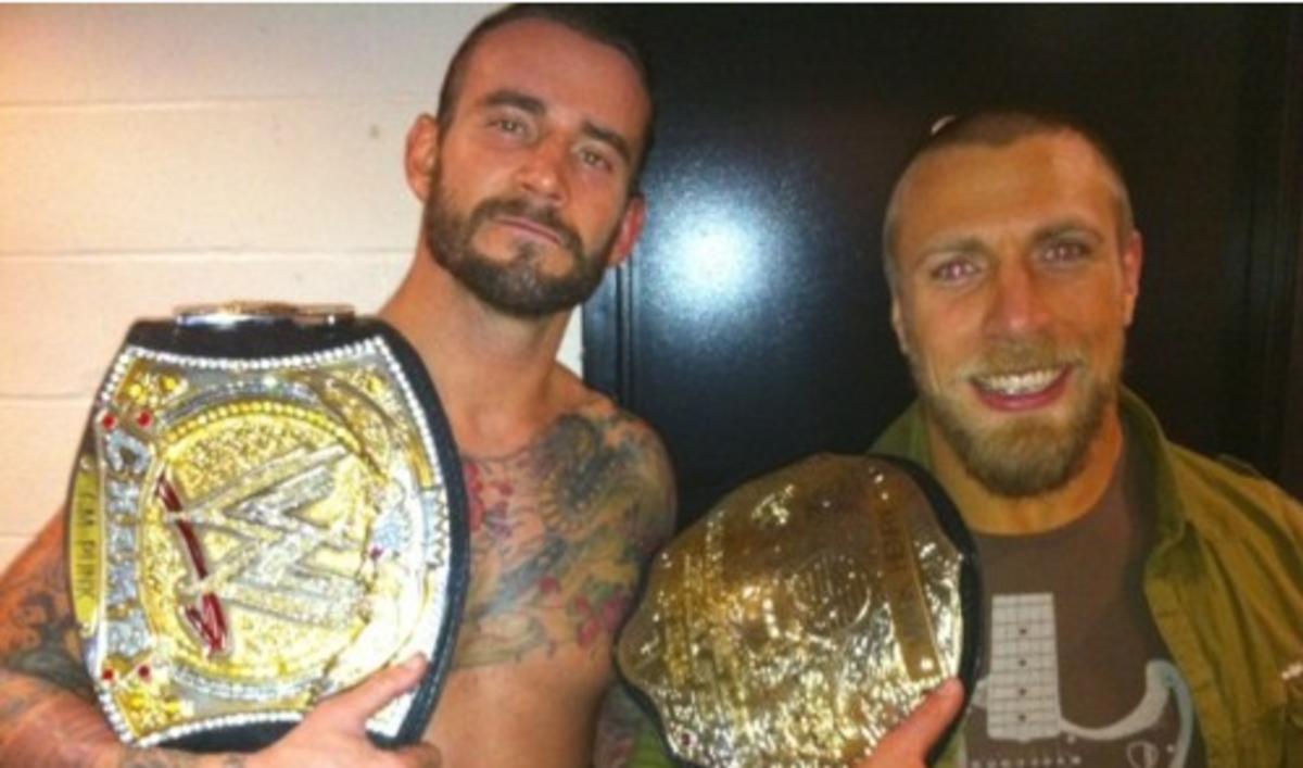 CM Punk & Daniel Bryan