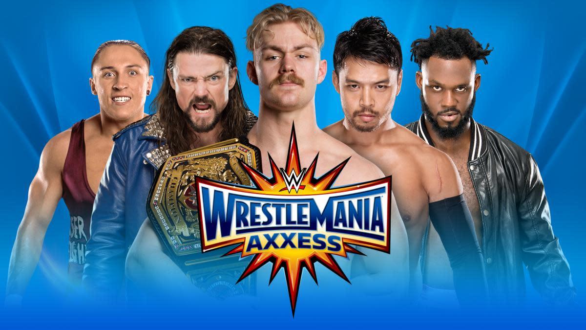 WrestleMania 33 Axxess