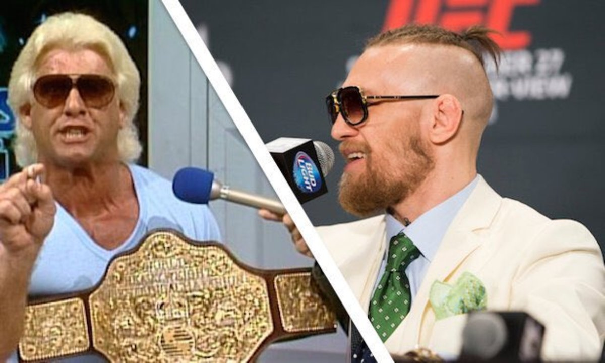 Ric Flair & Conor McGregor