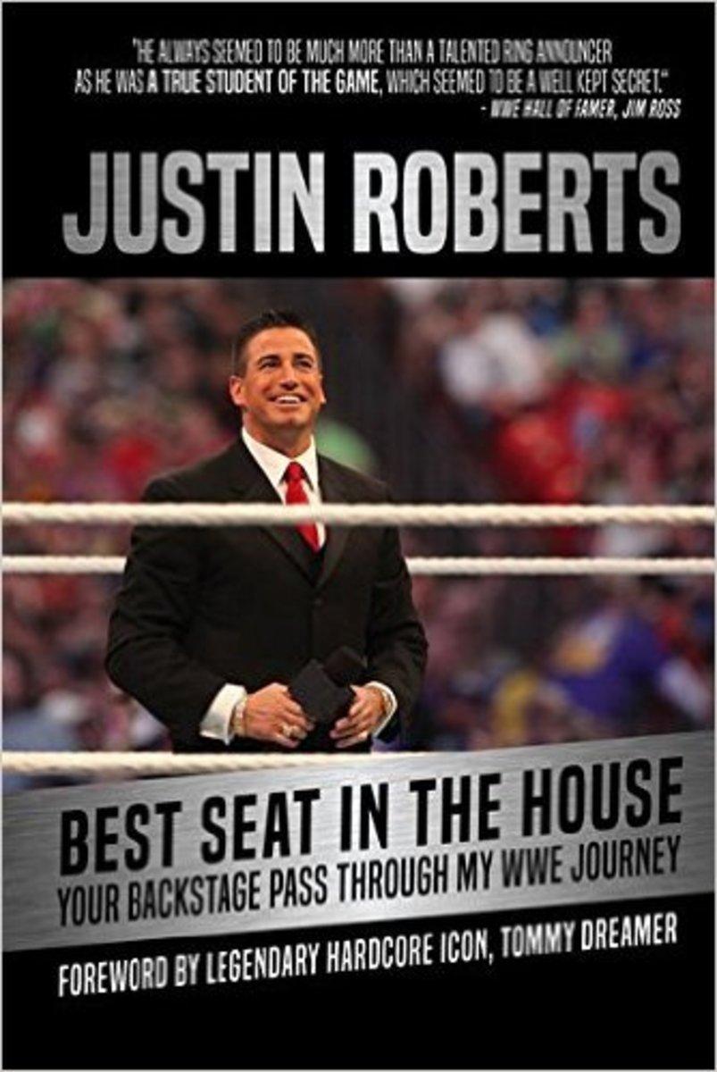 Justin Roberts Book