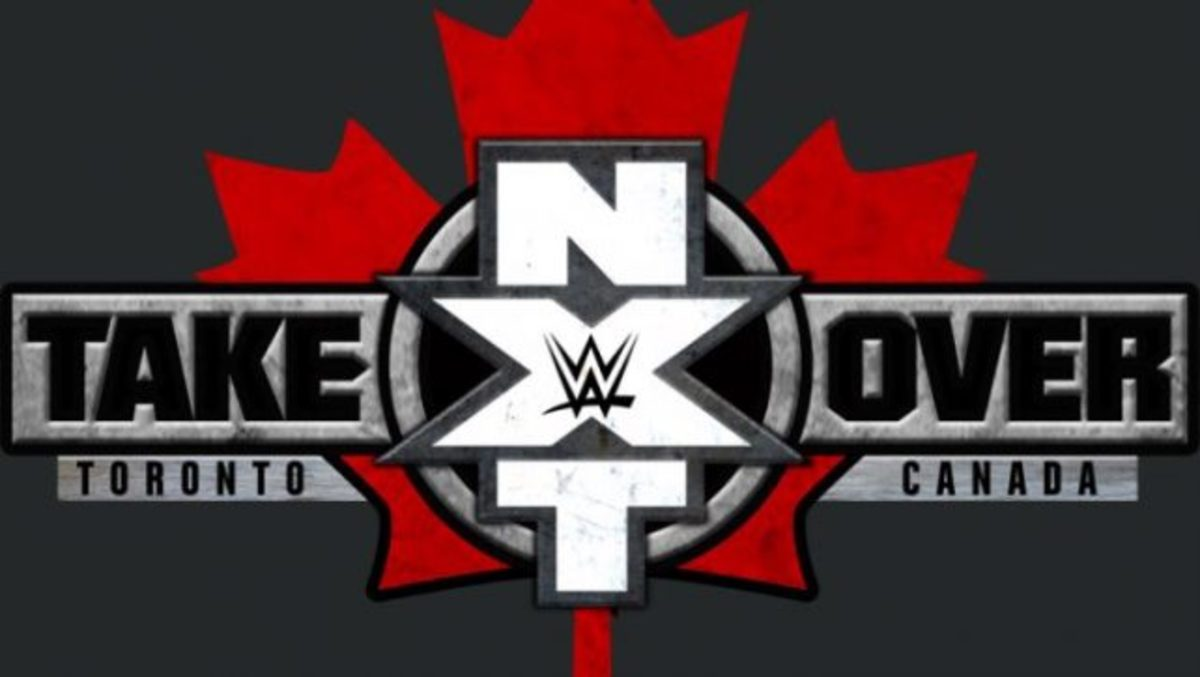 WWE NXT TakeOver Toronto